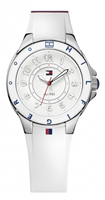 Buy Tommy Hilfiger Carley Ladies White Silicone Watch - 1781271 online