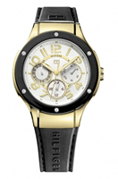 Buy Tommy Hilfiger Ainsley Ladies Two-tone Multifunction Watch - 1781313 online