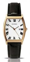 Buy Sekonda Mens Date Display Leather Watch - 3546 online
