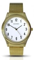 Buy Sekonda Mens Expandable Classic Watch - 3752 online