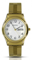 Buy Sekonda Mens Day-Date Display Watch - 3924 online