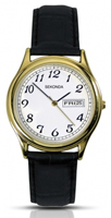 Buy Sekonda Mens Day-Date Display Watch - 3925 online