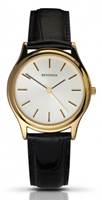 Buy Sekonda Mens Classic Leather Watch - 3956 online