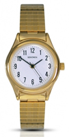 Buy Sekonda Ladies Gold PVD Expandable Watch - 4602 online