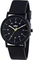 Buy Braun Classic Ladies Leather Strap Watch - BN0011BKBKL online