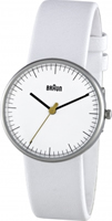 Buy Braun Classic Ladies Leather Strap Watch - BN0021WHWHL online