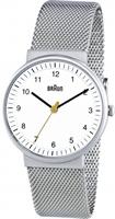 Buy Braun Classic Ladies Mesh Strap Watch - BN0031WHSLMHL online