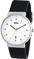 Buy Braun Classic Mens Date Display Watch - BN0032WHBKG online