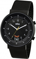 Buy Braun Classic Mens Radio Controlled Watch - BN0087BKBKMHG online