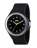 Buy Braun Sports Mens Silicone Strap Watch - BN0111BKBKG online