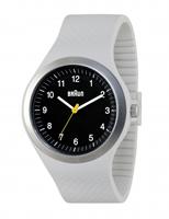 Buy Braun Sports Mens Silicone Strap Watch - BN0111BKLGYG online