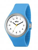 Buy Braun Sports Mens Silicone Strap Watch - BN0111WHBLG online
