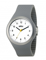 Buy Braun Sports Mens Silicone Strap Watch - BN0111WHGYG online