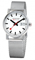Buy Mondaine Ladies Evo Big Date Watch - A6693030511SBM online
