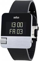 Buy Braun Prestige Mens LCD Screen Watch - BN0106SLBKG online