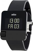 Buy Braun Prestige Mens LCD Screen Watch - BN0106BKBKG online