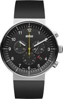 Buy Braun Prestige Mens Chronograph Watch - BN0095BKSLBKG online