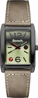 Buy Bench Mens Leather Fashion Watch - BC0423GNBR online