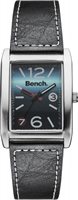 Buy Bench Mens Leather Fashion Watch - BC0423SLBK online