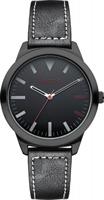 Buy Bench Unisex Black Steel Fashion Watch - BC0424GNBK online