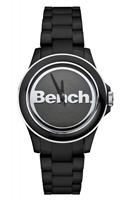 Buy Bench Ladies Black Fashion Watch - BC0426SLBK online