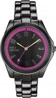Buy Paul's Boutique Agnes Ladies Black Steel Watch - PA001BKBK online