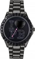 Buy Paul's Boutique Scarlet Ladies Crystal Set Watch - PA002BKBK online