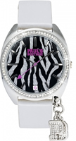Buy Paul's Boutique Paris Ladies Crystal Set Watch - PA006WH online