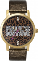 Buy Paul's Boutique Mia Ladies Crystal Set Watch - PA007GDGD online