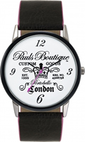 Buy Paul's Boutique Custom Ladies Stainless Steel Watch - PA013BK online