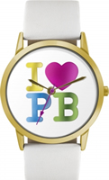 Buy Paul's Boutique J'adore Ladies Gold PVD Watch - PA013WHGD online