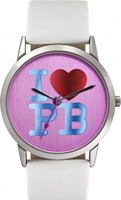 Buy Paul's Boutique J'adore Ladies Stainless Steel Watch - PA013WHSL online