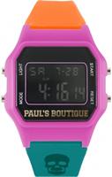Buy Paul's Boutique Ladies Date Display Digital Watch - PA015PKGR online