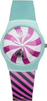 Buy Paul's Boutique Betsy Ladies Candy Watch - PA016GRPK online