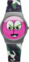 Buy Paul's Boutique Betsy Ladies Funky Face Watch - PA016GYBK online