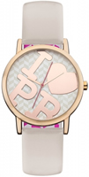 Buy Paul's Boutique Ladies Rose Gold PVD Watch - PA020BGRS online