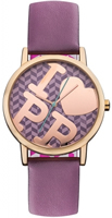Buy Paul's Boutique Ladies Rose Gold PVD Watch - PA020PPRS online