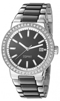 Buy Esprit Feather Ladies Date Display Watch - ES106052001 online