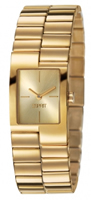 Buy Esprit Playa Ladies Gold IP Watch - ES106082003 online