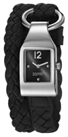 Buy Esprit Buckle Up Ladies Leather Wraparound Watch - ES106182001 online