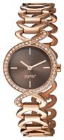 Buy Esprit Fontana Crystal Ladies Rose Gold IP Watch - ES106282011 online