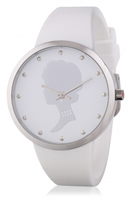 Buy Lulu Guinness Mischief Lulu Cameo Ladies  Watch - LG20002S04X online