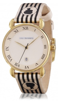 Buy Lulu Guinness Glamour Ladies Date Display Watch - LG20008S02X online