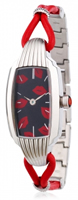 Buy Lulu Guinness Irresistible Scattered Lip Ladies  Watch - LG20006S05X online