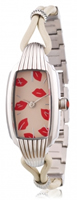 Buy Lulu Guinness Irresistible Scattered Lip Ladies  Watch - LG20006S06X online