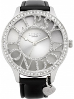 Buy Lipsy Ladies Glitzy Crystal Set Watch - LP080 online