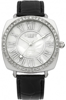 Buy Lipsy Ladies Crystal Set Mother of Pearl Dial Watch - LP123 online
