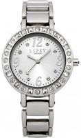 Buy Lipsy Ladies Crystal Set Stainless Steel Watch - LP127 online