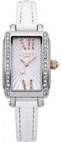 Buy Lipsy Ladies Crystal Set Leather Strap Watch - LP135 online