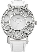 Buy Lipsy Ladies Glitzy Crystal Set Watch - LP137 online